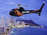 На Гавайях разбился вертолет с туристами