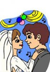 Свадьба. Гостевые карточки.
