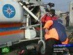 Спасатели идут к вершине, рискуя жизнью