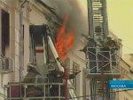 Причиной крупного пожара на московском заводе назван поджог
