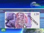 Британцы рассматривают новые деньги