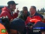 Спасательной операции мешает погода