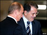 "Италия: встреча Путина и Проди прошла ""хорошо"""