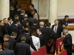 """Депутатам из """"Нашей Украины"""" и БЮТ не дадут зарплату"""