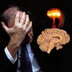 Стрессы беспощадно взрывают мозг