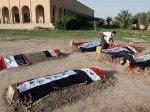 Сыновей Саддама Хусейна перезахоронили поближе к отцу