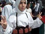 WP: новое лицо терроризма - женщины и дети