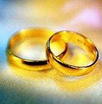 Свадебные клятвы. Клятва мужа, клятва жены.