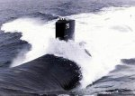 Американцы на шесть часов потеряли атомную подводную лодку