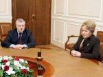 Матвиенко разрешила Миронову остаться сенатором от Петербурга