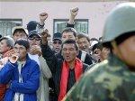 Защитница киргизских заключенных перешла на сторону оппозиции