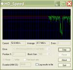 HD_Speed 1.5.2.61: измеряем скорость HDD/CD