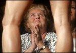 88-летняя старушка установила мировой рекорд в тяге штанги
