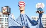 В США ветераны организуют антивоенный караван