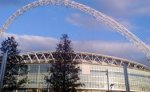 """Обновленный лондонский стадион """"Уэмбли"""" в субботу примет первых гостей"""