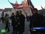 Марш памяти легионеров СС обошелся без кровопролития