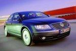 Новый Volkswagen Phaeton - авария невозможна