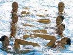 Российские синхронистки стали чемпионками мира в комбинации