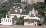 В Великом Новгороде отреставрирован купол Софийского собора