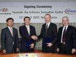Hyundai и Infineon объявили о стратегическом партнерстве