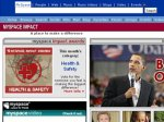 Барак Обама и Хиллари Клинтон стали образцовыми блоггерами