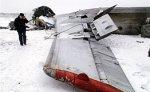Двигатели разбившегося в Самаре Ту-134 были работоспособны