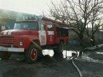 В хуторе Хрящи Константиновского района сгорела школа