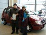 В России продан 10 000 автомобиль Hyundai Matrix
