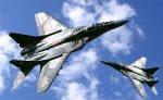 МиГи в Ростовской области могли столкнуться из-за ошибки пилотов