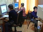 Компьютерный класс открыли в художественной школе имени Чиненовых