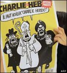 Французский суд поддержал карикатуристов