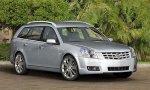 BLS Wagon – первый универсал в семье Cadillac