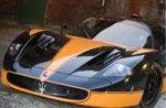 Тюнеры из Edo Competition «прокачали» Maserati MC12