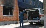 Восемь пострадавших при пожаре в Ейске не готовы к выписке из больницы