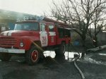 Несанкционированный выжиг травы стал причиной пожара