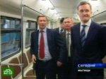 Сергею Иванову дали порулить «рельсовым автобусом»