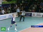 Волейболисты отличились стабильностью