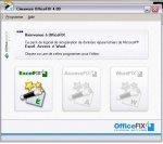 OfficeFIX 5.91: восстановление данных