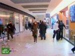 Агрессивные парижане устроили погромы в подземке