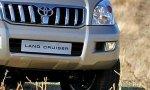 Стали известны подробности о Toyota Land Cruiser 2009