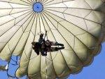 Трагически погиб российский парашютист