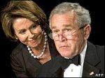 Джордж Буш приправил ужин самобичеванием