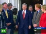 Буш отчаянно борется за рейтинг