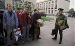 В России начинается призыв в армию на полтора года