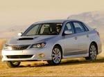 Первый взгляд на седан Subaru Impreza WRX