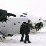 Судьбу Ту-134 решили две секунды