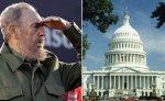 Кастро: политика Буша может привести к мировой войне за газ и нефть