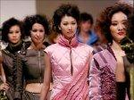 На Российской неделе моды свои коллекции представили четыре китайских Дома моды