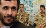 Иран освободил британских моряков