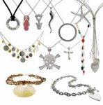 Женские украшения: ожерелье и колье